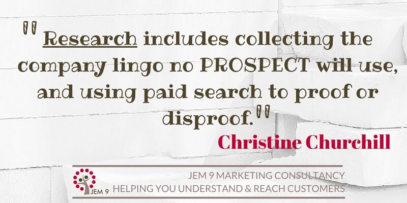 Company Lingo - Chris Churchill   Marketing Inspiration Brought To You By JEM 9 #MarketingInspiration