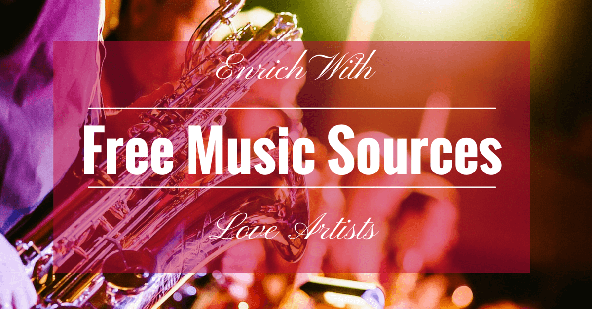 Free Music Sources - Enrich Your Marketing