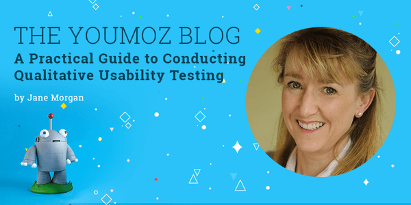 How To Conduct Qualitative Face To Face Usability - On Moz by Jane Morgan of JEM 9 Marketing Consultancy