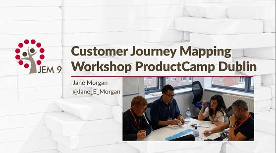 Key Elements Of Customer Journey Maps JEM Marketing Consultancy - Customer journey mapping workshop
