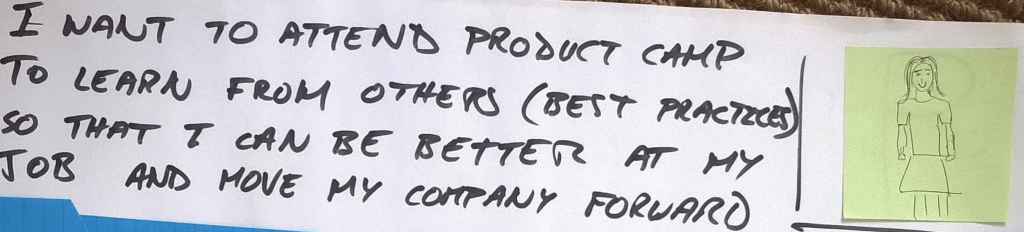 Customer Journey Mapping Workshop At ProductCamp - Identifying The Journey To Map