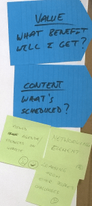 Customer Journey Mapping Workshop ProductCamp - Information Needs Aligned To Touchpoints