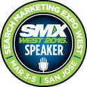 JEM 9 Marketing Consultancy SMX West Speaker 2014