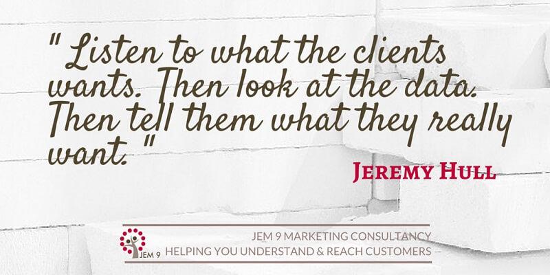 Marketing Inspiration Brought To You By JEM 9 Marketing