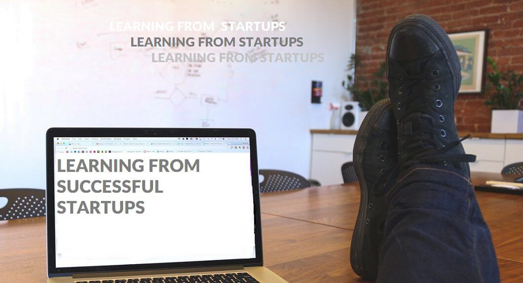 Learning From Startups - JEM 9 Marketing Consultancy