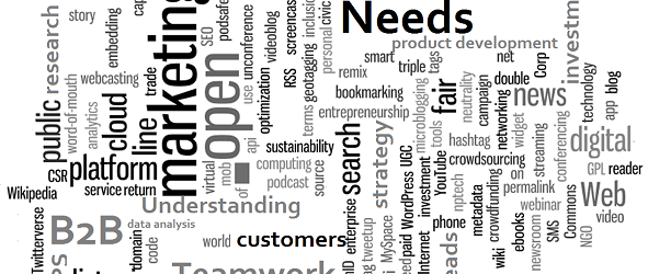 JEM 9 Marketing Consultancy Discussion Guide Template Word Cloud Discussion Topics